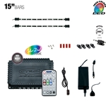 Wireless Multicolor LED Lighting System