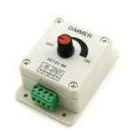Controller / LED Dimmer 12VDC, 8A max, PWM