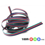 RGB Wire Color Red Green Blue